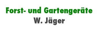 Forst und Gartengeräte W. Jäger